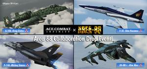 Area 88 Collaboration