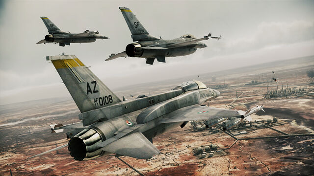 File:F-16F and F-16C Assault Horizon Flyby 2.jpg