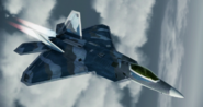 F-22A Event Skin 02 Flyby 1