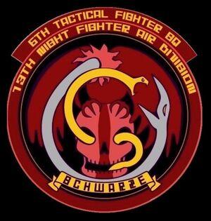 Emblema - Escuadrón Schwarze