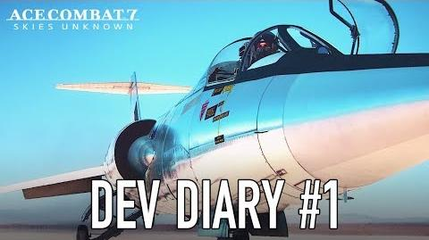 Ace Combat 7 Skies Unknown - PS4 XB1 PC - Dev Diary 1