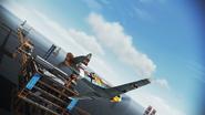 Bf109 FA rear shot 1