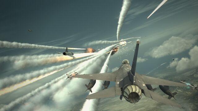 File:F-16C Mirage 2000-5 Missile Fire.jpg