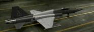 F-5E Knight color hangar