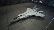 MiG-31B AC7 Color 1 Hangar