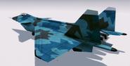 MiG-1.44 Event Skin 02 Hangar 2