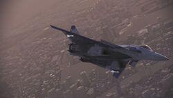 QFA-44 Flyby 2