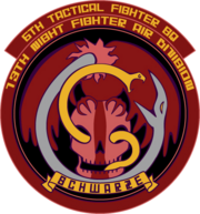 Schwarze Team Emblem