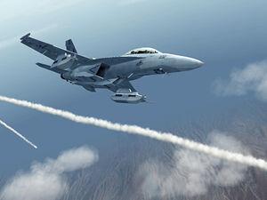 EA-18G Growler ECMP