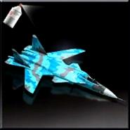 Su-47 Event Skin -01
