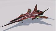 XFA-27 -Happy Holidays- Hangar
