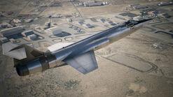 F-104C -Avril- Flyby 1