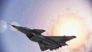 MiG1.44 Hamilton Flyby 4