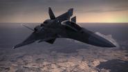 CFA-44 Flyby Shot 1