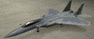 F-15C Soldier color hangar