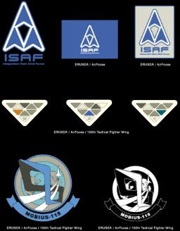 ISAF Insignias