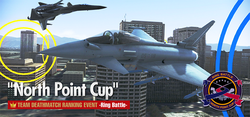 North Point Cup Ranking Tournament Banner
