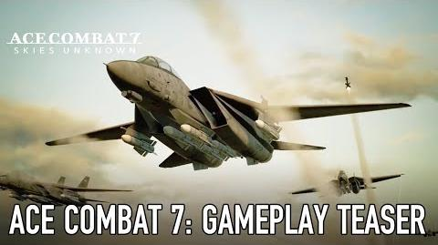 Ace Combat 7 Gameplay Teaser