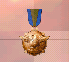 Ace x2 mp medal bronze raptor