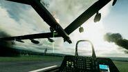 AC7 B-52 Landing