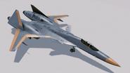 ADFX-01 -Block1- Event Skin 01 Hangar Side