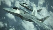 F-22A -MOBIUS- Flyby 4