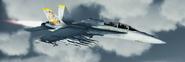 FA-18F -Sagittarius- Flyby 2