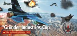 Grunder Cup Banner