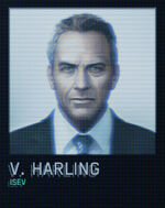Vincent Harling Official Portrait