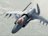 Ace Combat: Assault Horizon/Aircraft