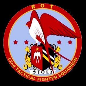 Emblema - Escuadrón Rot