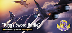 King's Sword Battle Ranking Tournament Banner