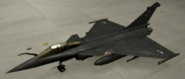Rafale M Standard color hangar