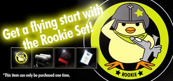 Rookie Set - Banner