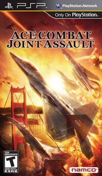 Joint Assault Box Art North America