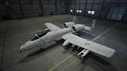 A-10C AC7 Color 5 Hangar