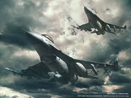 Ace combat squadron-23