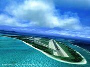 Sand Island base