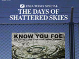 THE DAYS OF SHATTERED SKIES
