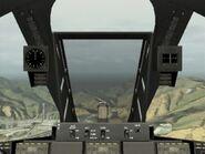 YA-10B cockpit c