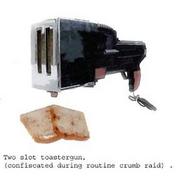 Toastergun
