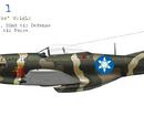 """22nd Air Defense Squadron, 132nd Air Division """"Kitsune"""""""