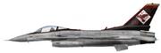 3314th TJS F-16C