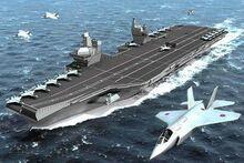 King Louis carrier