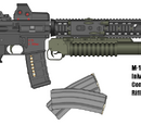 M-16A5 ICR (Individual Combat Rifle)