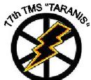 77th TMS Taranis