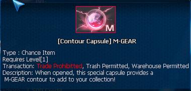 Mg contour caps