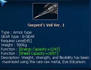 Serpent's Veil