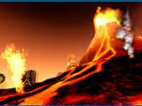 Lumein Volcano