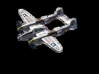 P38LightningFighter